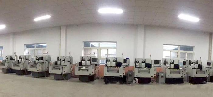 鼎拓数控CNC精雕机获得深圳瑞特达公司高度认可