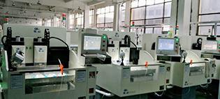 高性能的CNC设备