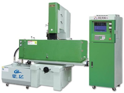 CNC750火花机