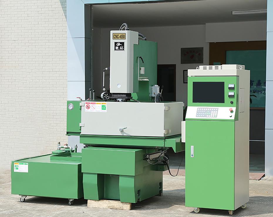 CNC450火花机